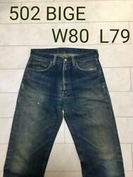 Vintage 502 Bige Levi And039s 501 Big Ething 66 Early