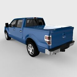 Undercover Uc2146s Se Smooth Tonneau Cover Ford F-150 5.5and039 Must Be Painted