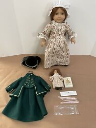 Gorgeous American Girl Pleasant Company Felicity Riding Outfit + Extras Mini