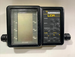 Humminbird Lcr2000 Fish Finder Head Unit Screen Only Untested