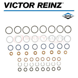 Victor Reinz Fuel Injector Seal Kit For 2004-2005 Ford E-350 Club Wagon 6.0l Sr