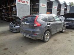 Trunk/hatch/tailgate Heated Glass Rear View Camera Se Fits 15-16 Cr-v 8048908