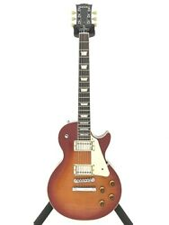 History Sh-lsv Fm/2014/flame Maple Top/heritage Wood Musical Instrument
