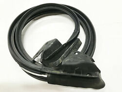 Toyota Celica Ta22 Right Hand And Left Hand Lower Door Seal