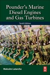 Pounderand039s Marine Diesel Engines And Gas Turbines Paperback By Latarche Malc...