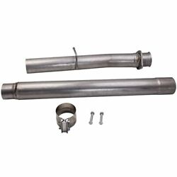 2x Exhasut Test Tube Pipe For Ford F250 / F350 6.4l Turbo Diesel Truck 2008-2010