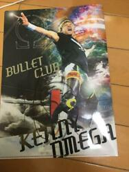 Kenny Omega Autographed Clear File
