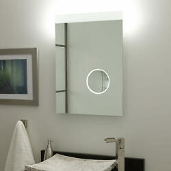 Signature Hardware 941230-20 Hills 20 W X 27-1/2 H Led Lighted - Touch Sensor