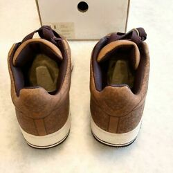 Nike Air Force 1 World Limited 2500 Pairs Rare Size 8 Unused F/s From Japan [a]