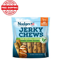 Nudges Jerky Chews Dog Treats with Real Chicken for Small Dogs 12 oz.....