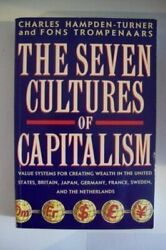 The Seven Cultures Of Capitalism Value Systems For Creating Wealth In Britain