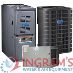 Scratch And Dent-25710- 3.5 Ton 15 Seer 110k Btu 80 Afue Variable Speed Mrcool S