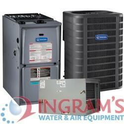 Scratch And Dent-25720- 3.5 Ton 15 Seer 110k Btu 95 Afue Variable Speed Mrcool S