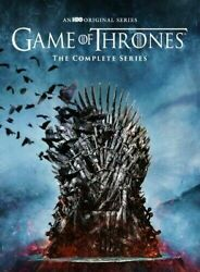 Game of Thrones: The Complete Series DVD 1 2 3 4 5 6 7 8 * BRAND NEW*