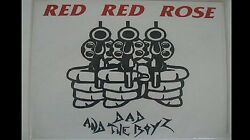 Dad And The Boys Red Red Rose Sealed Lp Vinyl Record Kbd 1984 Punk Rock Boyz