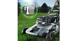 Ego Power+ 56-volt 21-in Self-propelled Cordless Electric Lawn Mower 7.5 Ah New