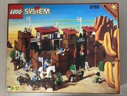 Lego System Fort Legoredo 6769 Classical Rare Discontinued Vintage New