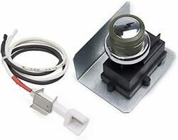 Grill Igniter Kit Replacement Parts For Weber Genesis 300 Series With Spark Box