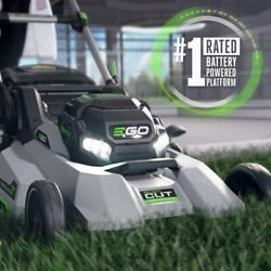 Ego Power+ Select Cut 56v Brushless 21 Cordless Electric Lawn Mower New