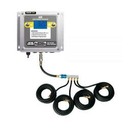 Esco Digital Wall Mounted Tire Inflator With Four-way Manifold 10965-k