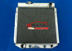 Radiator For 1960-1966 Ford Falcon Mustang Falcon Mercury Comet V8 Conversion At
