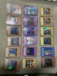 Valuable Authentic Yugioh Cards. Roughly 1000 Cards Good Condition. Rare. Star.