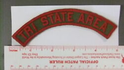 Boy Scout Tri State Area Council Krs Ky Wv Oh Half Strip 5456ii