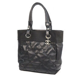 A/ Puri Fritz Pm Women And039s Shoulder Bag A34208 Black Silver Fittings