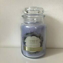 Yankee Candle STORM WATCH 22oz Large Jar *Free Expedited Shipping*