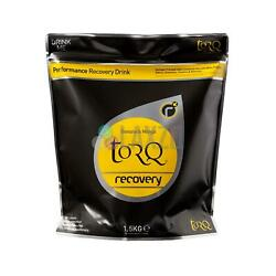 Torq Post Cycling / Workout Recovery Drink With Protein - Banana And Mango - 3kg