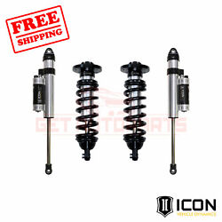 Icon 0-3 Suspension System - Stage 3 For Nissan Titan 2004-2018