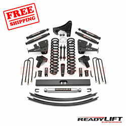 Readylift Suspension Lift Kit 8.0 Lift For Ford F-350 Super Duty 2011-2019