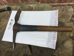 Us Military Pick Axe Trenching Tool Vintage 17 Long