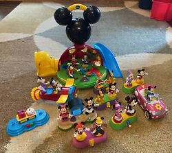 Mickey Mouse Clubhouse Talking Playset