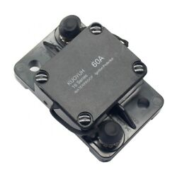 32v Dc 60 Amp Car Truck Rv Bus Marine Boat Auto Reset Ignition Protect 16-60a