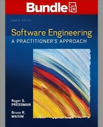 Software Engineering + Connectplus, Hardcover By Pressman, Roger Maxim, Bruc...