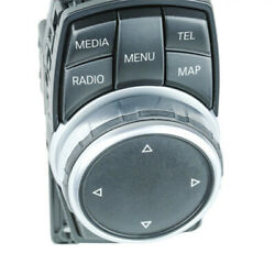 New 7 Button Multi-media Audio Gps I-drive Control Switch 65829350724 For Bmw
