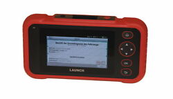 Tester Launch Crp 129 Evo For Almost All Car Service Reset And Diagnosis