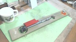 Vintage--green-- The Arctic Fisherman Ice Fishing Tip Up-used-good