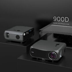 8500lms Led Projector Native 1080p Home Theater Basketball Sports Game 4k Moive