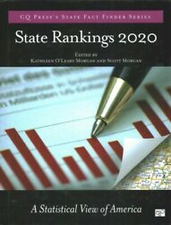 State Rankings 2020 A Statistical View Of America Hardcover By Morgan Kat...