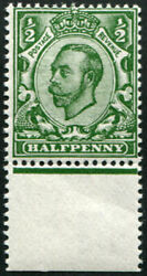 ½d Sg 3384 'myrtle-green' U/m, Marginal, Super Fresh And Fab Colour Of This S