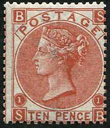 10d Sg 112 Mint, Superb Extra Fresh L/m With Lovely Gum And Colour. Fab Quality And