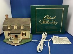 Lang And Wise 1997 Colonial Williamsburg Ewing House 20489707