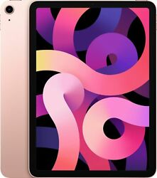 Apple Ipad Air 4th Gen With Wi-fi 10.9-inch 64gb - Rose Gold Myfp2ll/a New