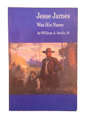 Jesse James American Outlaw Geruilla Fighter James-younger Gang Rare Book