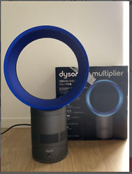 Dyson Air Multiplier Am01 Table Fan 40w No Box From Japan Used