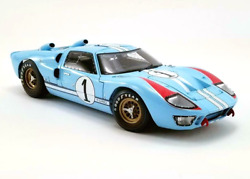 Shelby Collectibles Dcst 1/18 Ford Gt40 Mkii Mk2 1 2nd Le Mans 1966 Miles/hulme