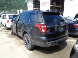 Driver Rear Side Door Electric Privacy Tint Glass Fits 11-19 Explorer 8049923