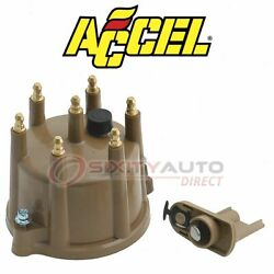 Accel Distributor Cap And Rotor Kit For 1985-1996 Ford E-250 Econoline 4.9l L6 Mr